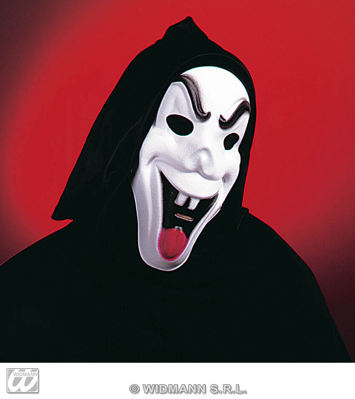 5109G Hooded Funny Ghost Mask