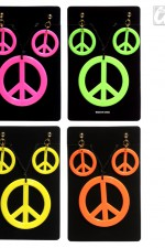5347H Hippie Necklace & Earrings