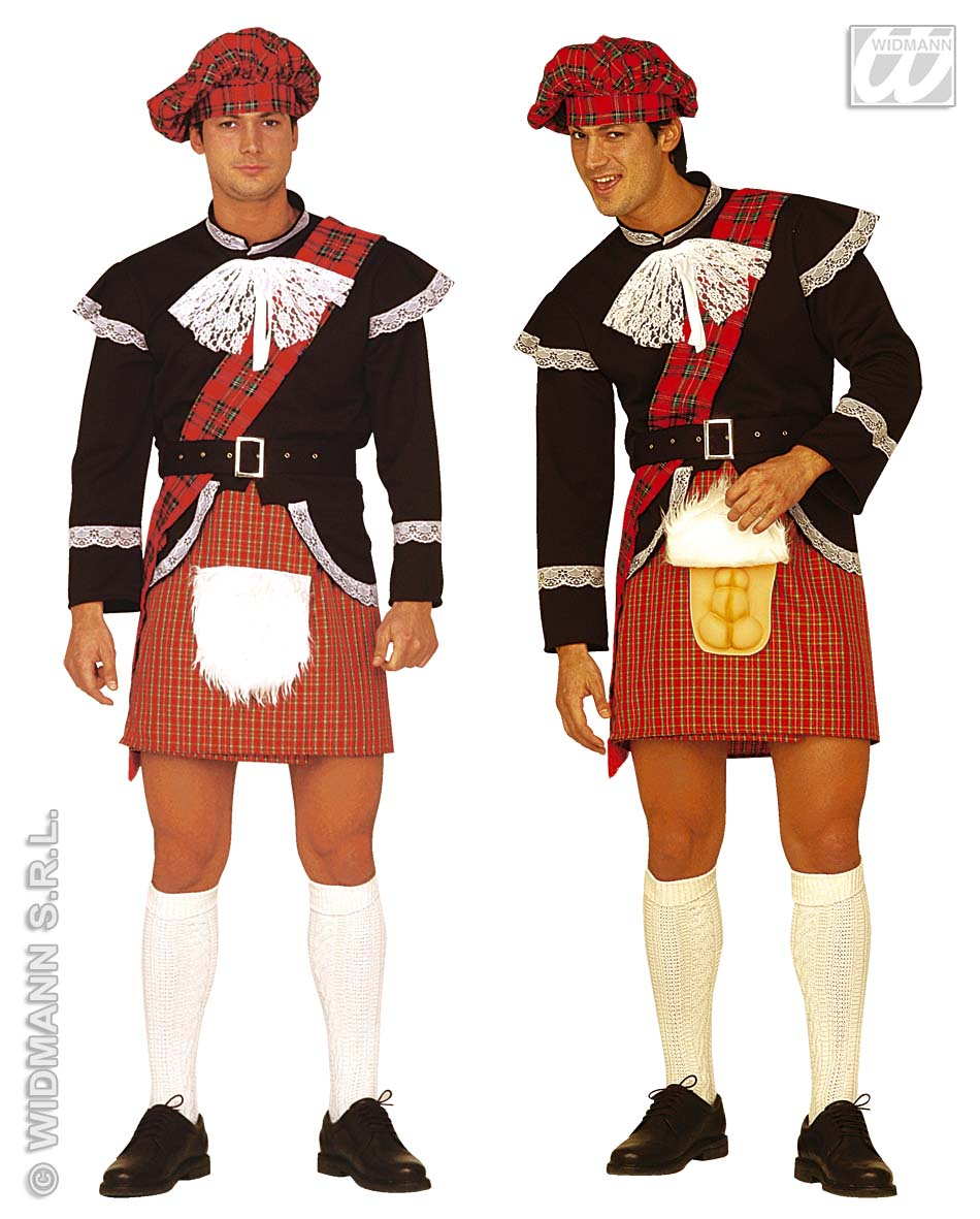 5383D Kilt With Surprise
