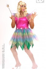 5705A Rainbow Fairy dress