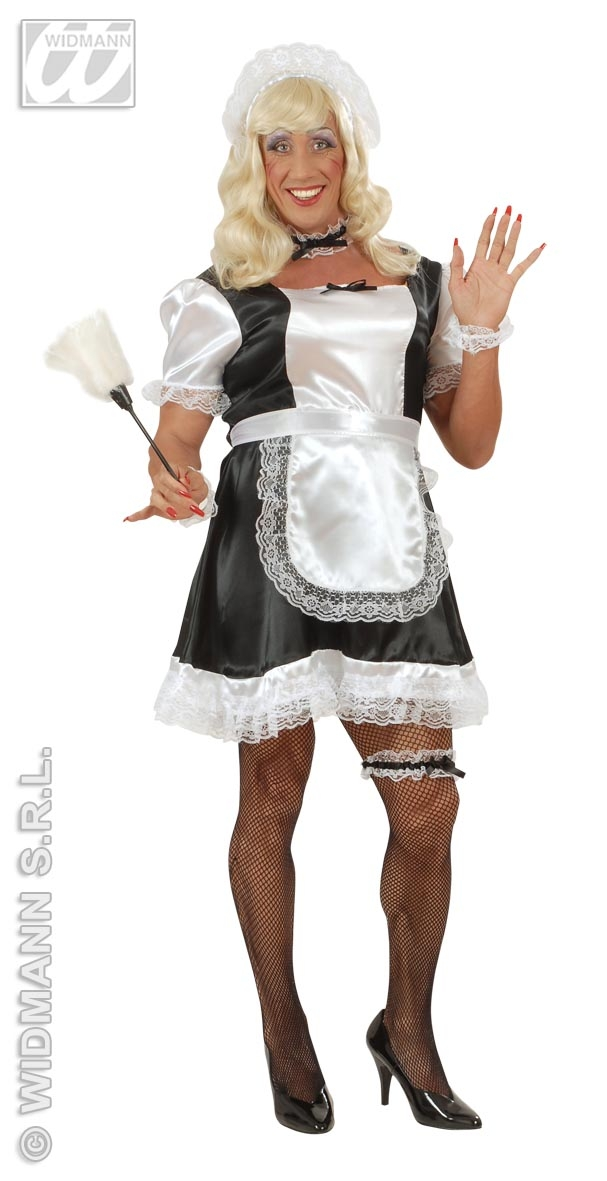 5727F French Maid Male