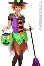 58777 Witch costume – child