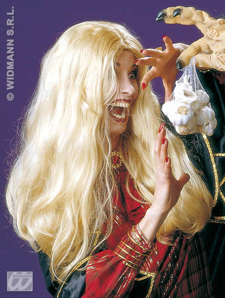 6034F Blonde Witch Wig