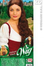 6319M Medieval Wench Wig
