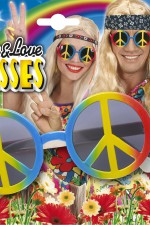 6602H Love &  Peace Glasses