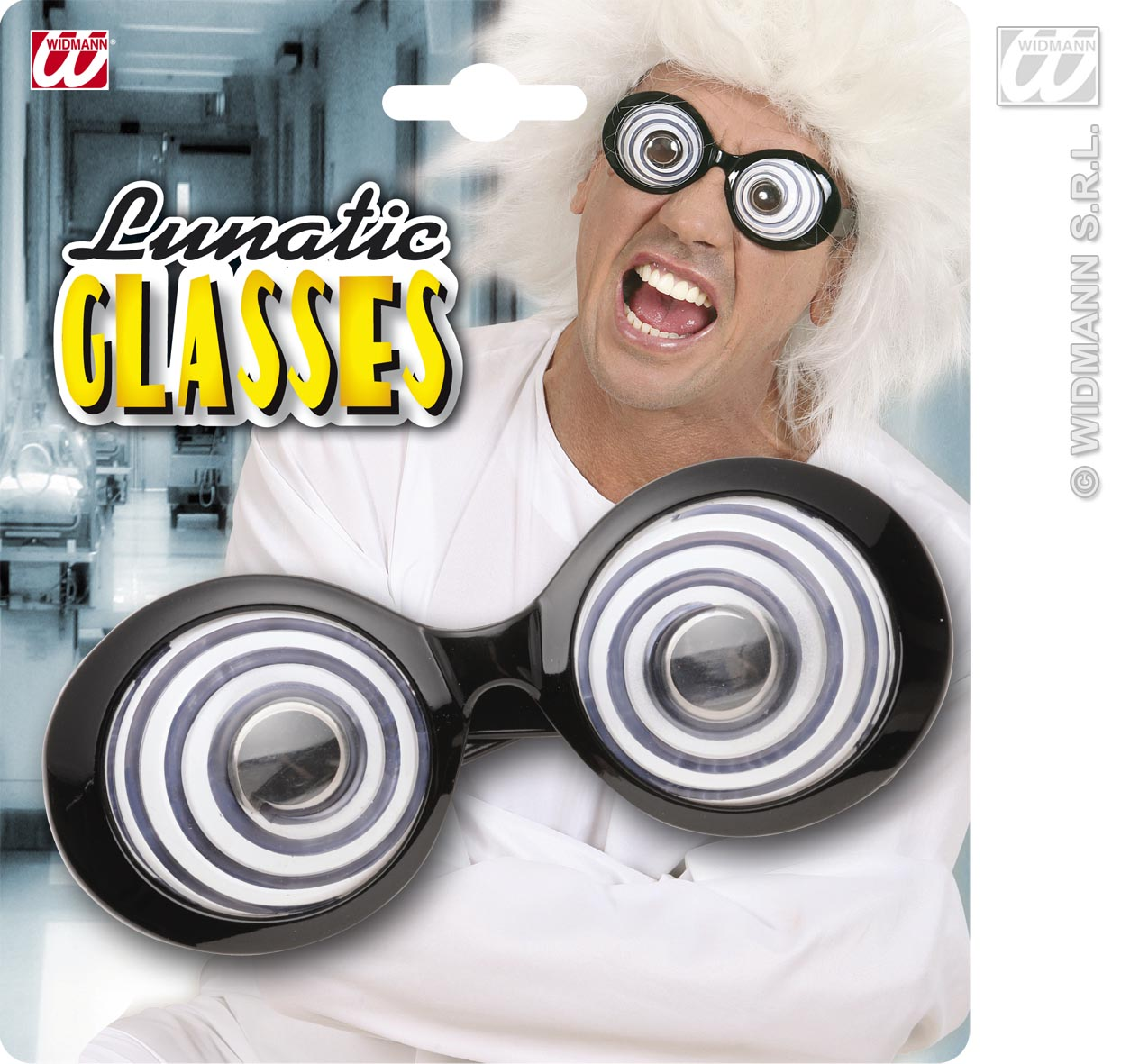 6627Y Lunatic Glasses