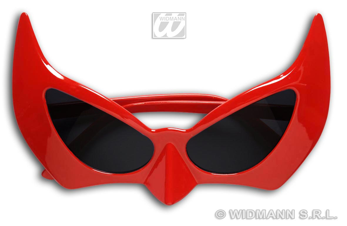 6636D Devil Glasses