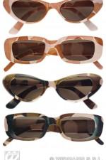 6654M Camouflage Glasses