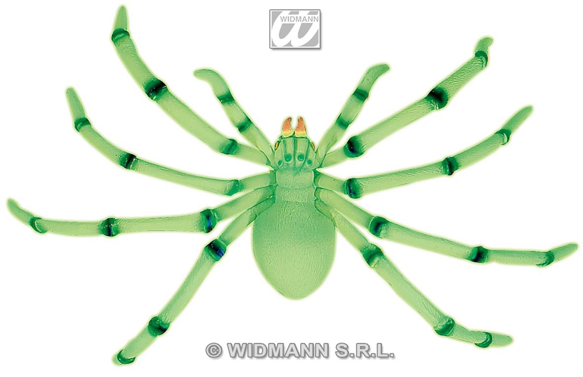 6823F Giant bendable spider