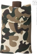 6984S Bottle In Camouflage Bag