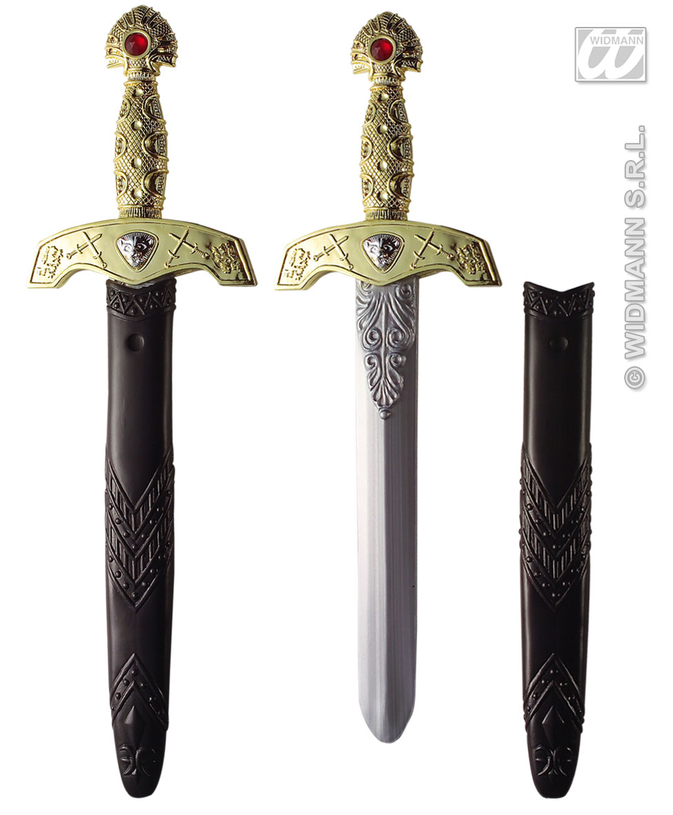 7010I Royal Sword With Scabbard