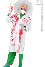 70792 Bloody Lab Coat
