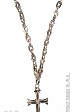 7110N Gothic Cross Necklace