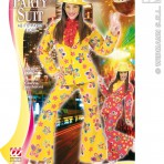 72192 Flower party suit