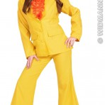 72472 Yellow Party Suit