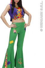 73281 Woodstock Hippy Girl