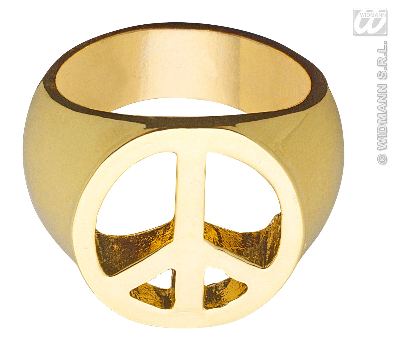7537R Peace & Love Ring