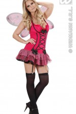 76842 Hot Pink Butterfly