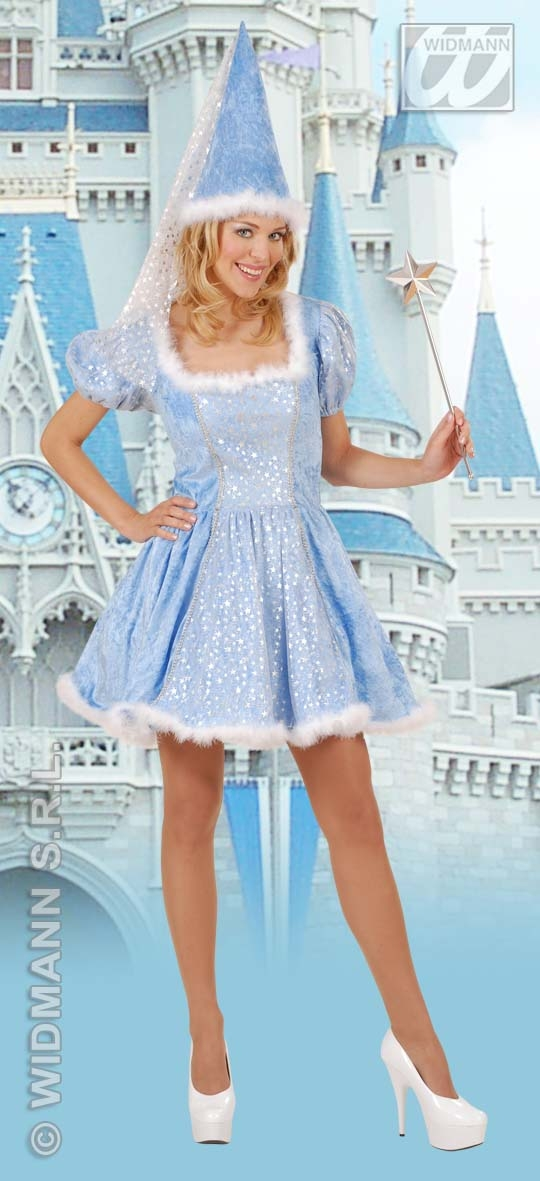 77191 Starry Fairy Blue