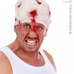 7885B Bloody Head Bandages