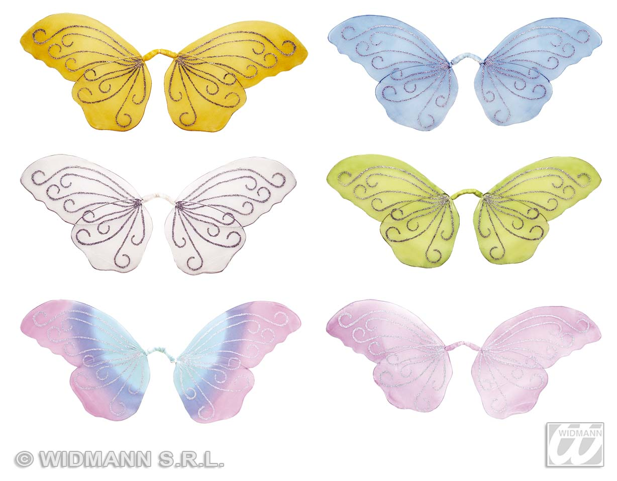 8216F Butterfly Wings