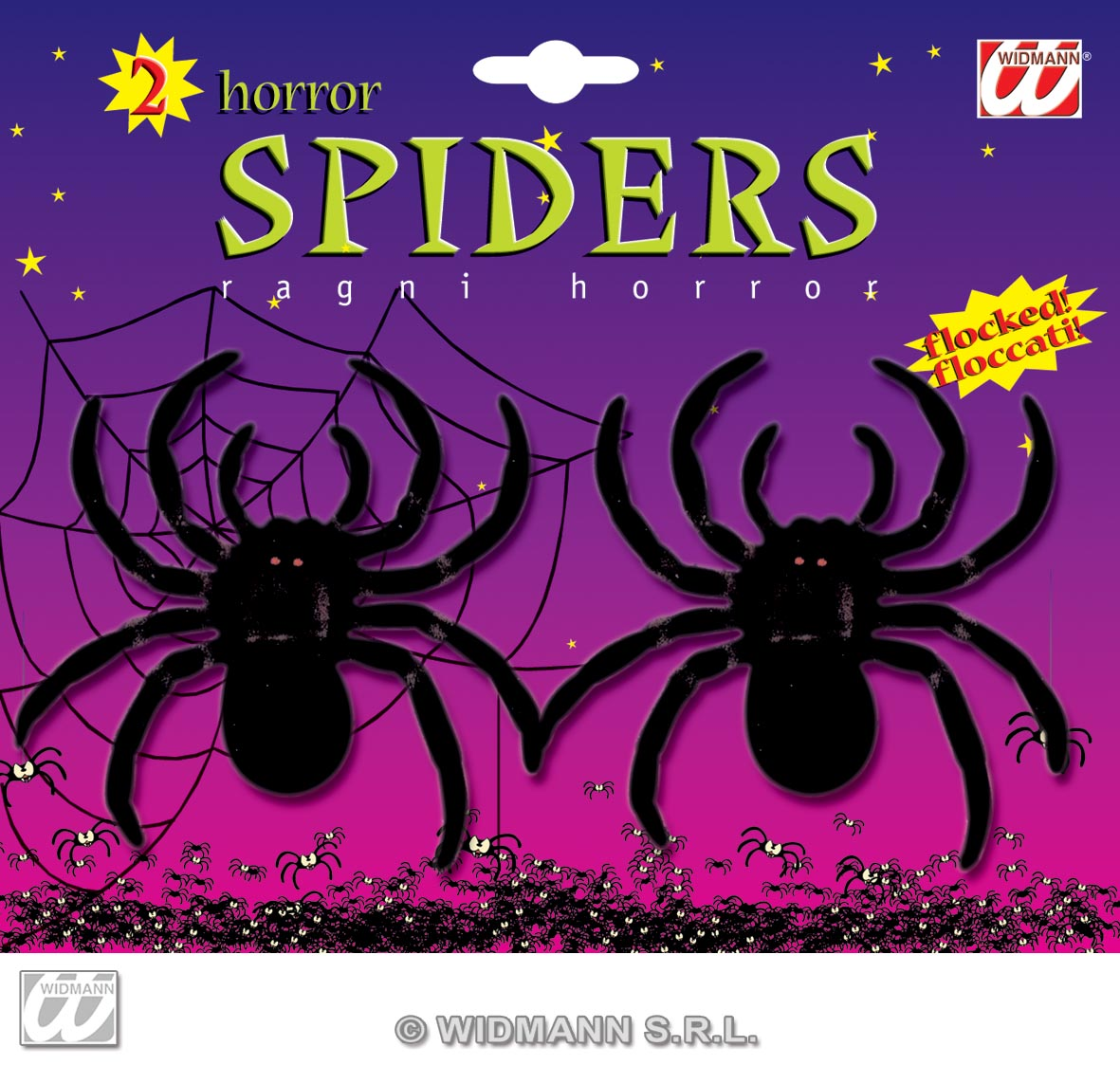 8257L Spiders