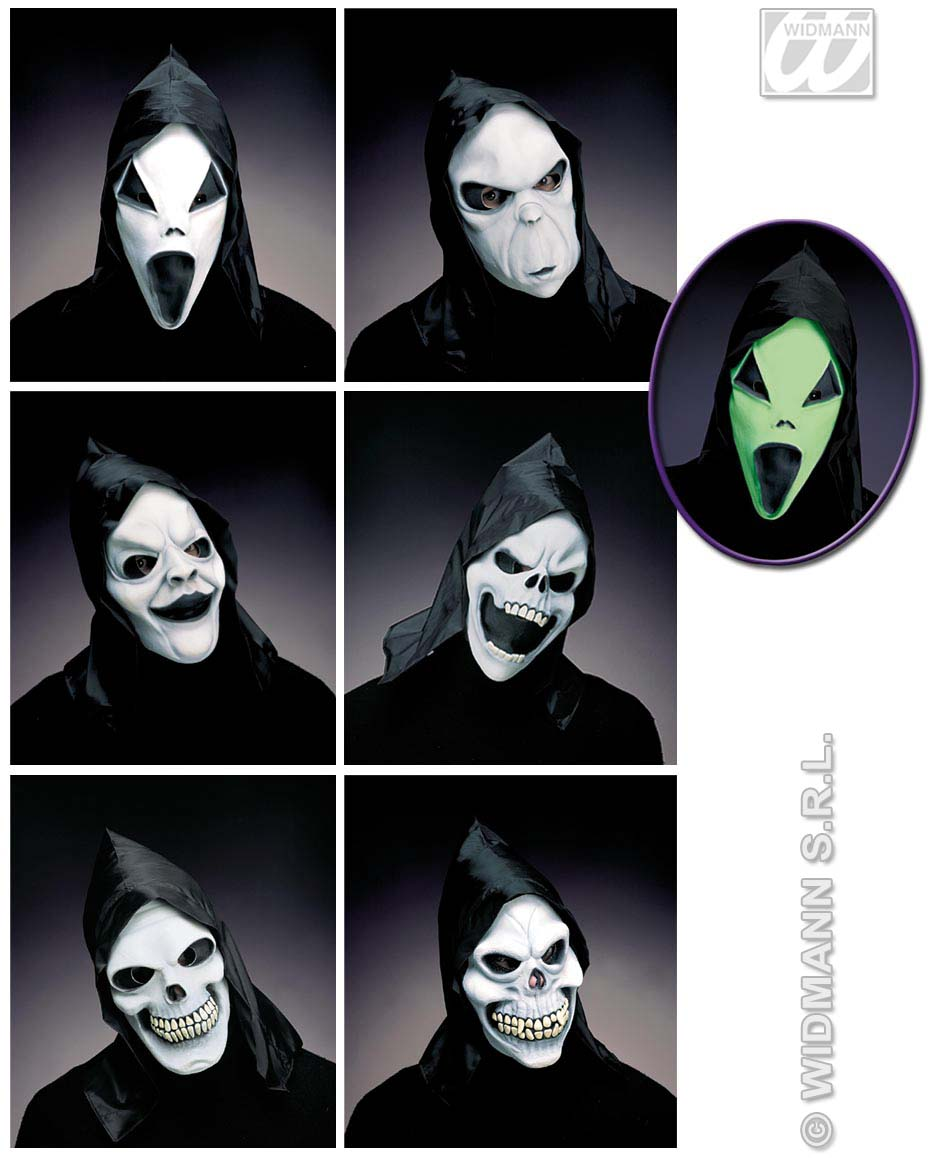 8380B Ghost Mask