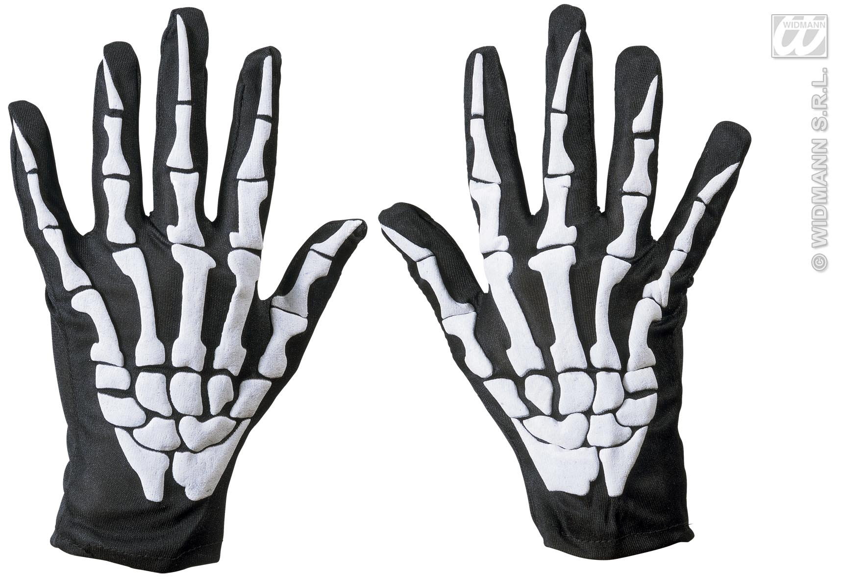 8526S Skeleton Gloves