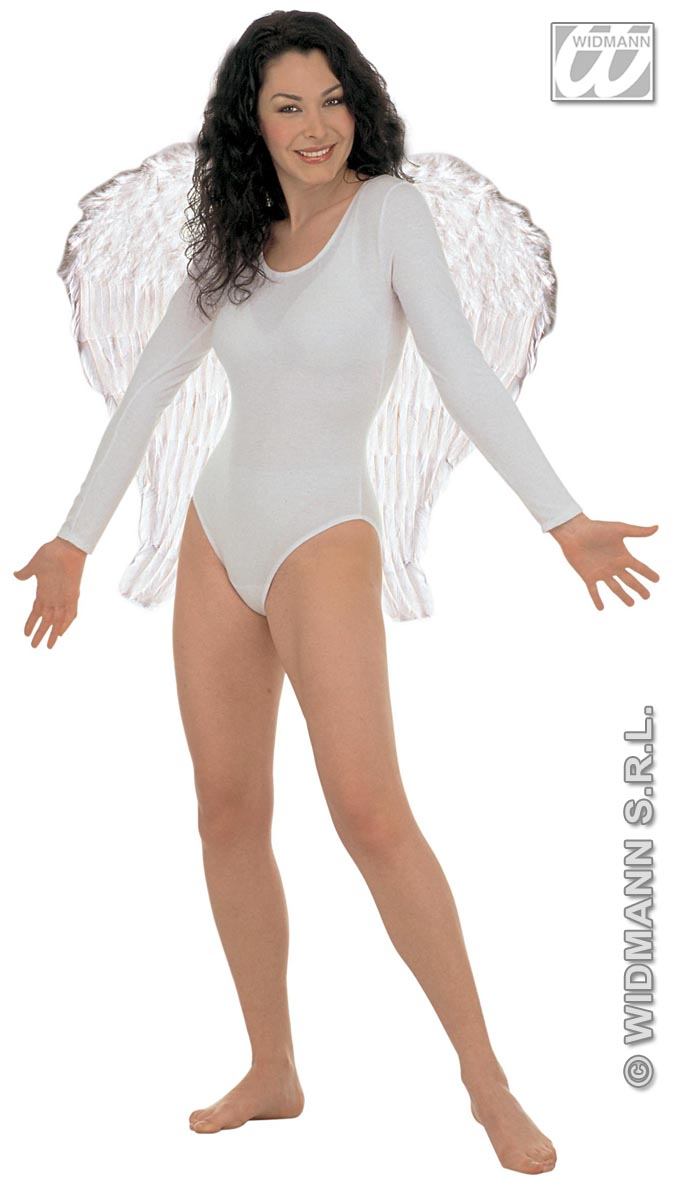 8652B Large Feather Angel Wings