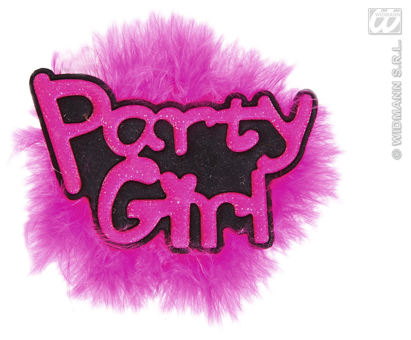 8842Y Party Girl Brooch