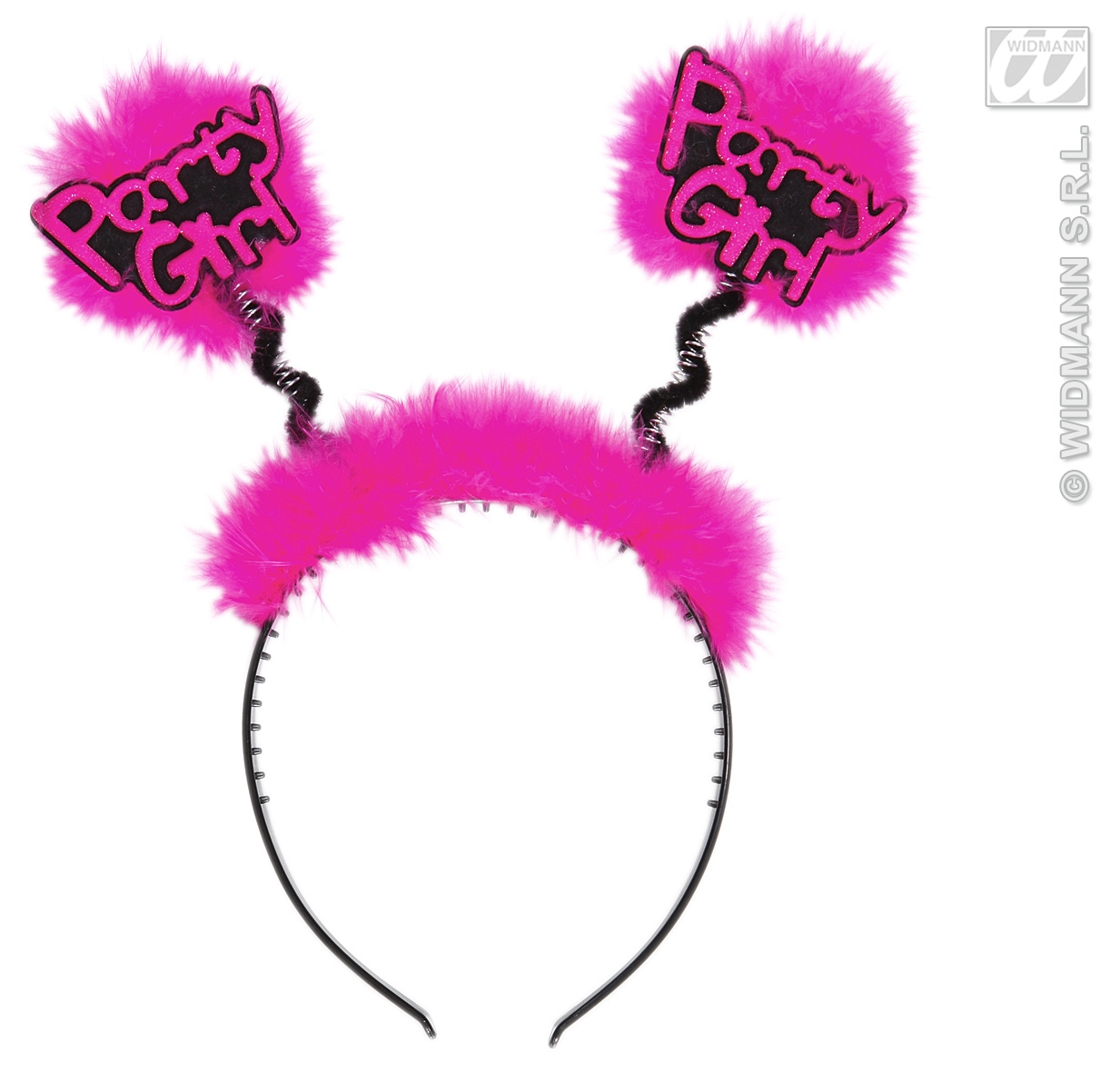 8846G Party Girl Head Boppers