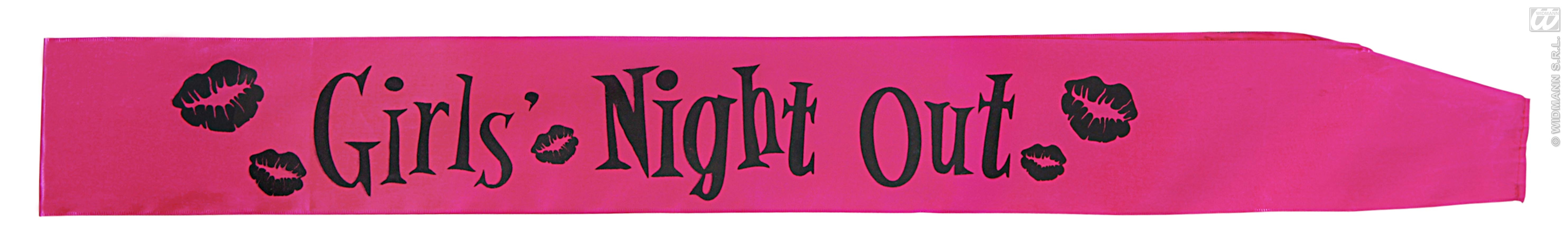 8853G Girls Night Out Sash