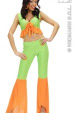 89262 Samba Top & Trousers