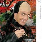 M0814 Chinese Skinhead With Plait Wig