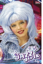 S6283 Jazz girl wig – child