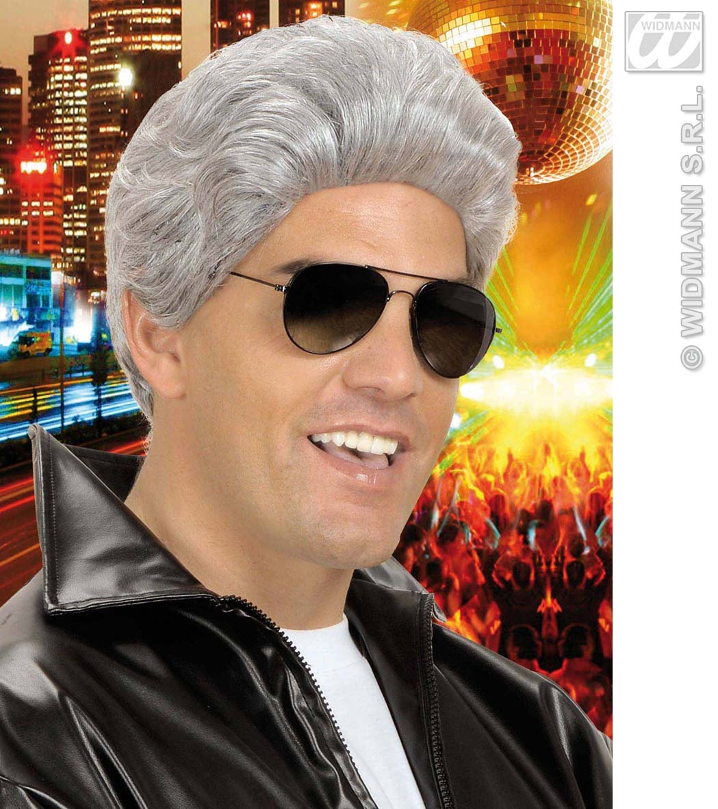 T0804 Greaser Wig