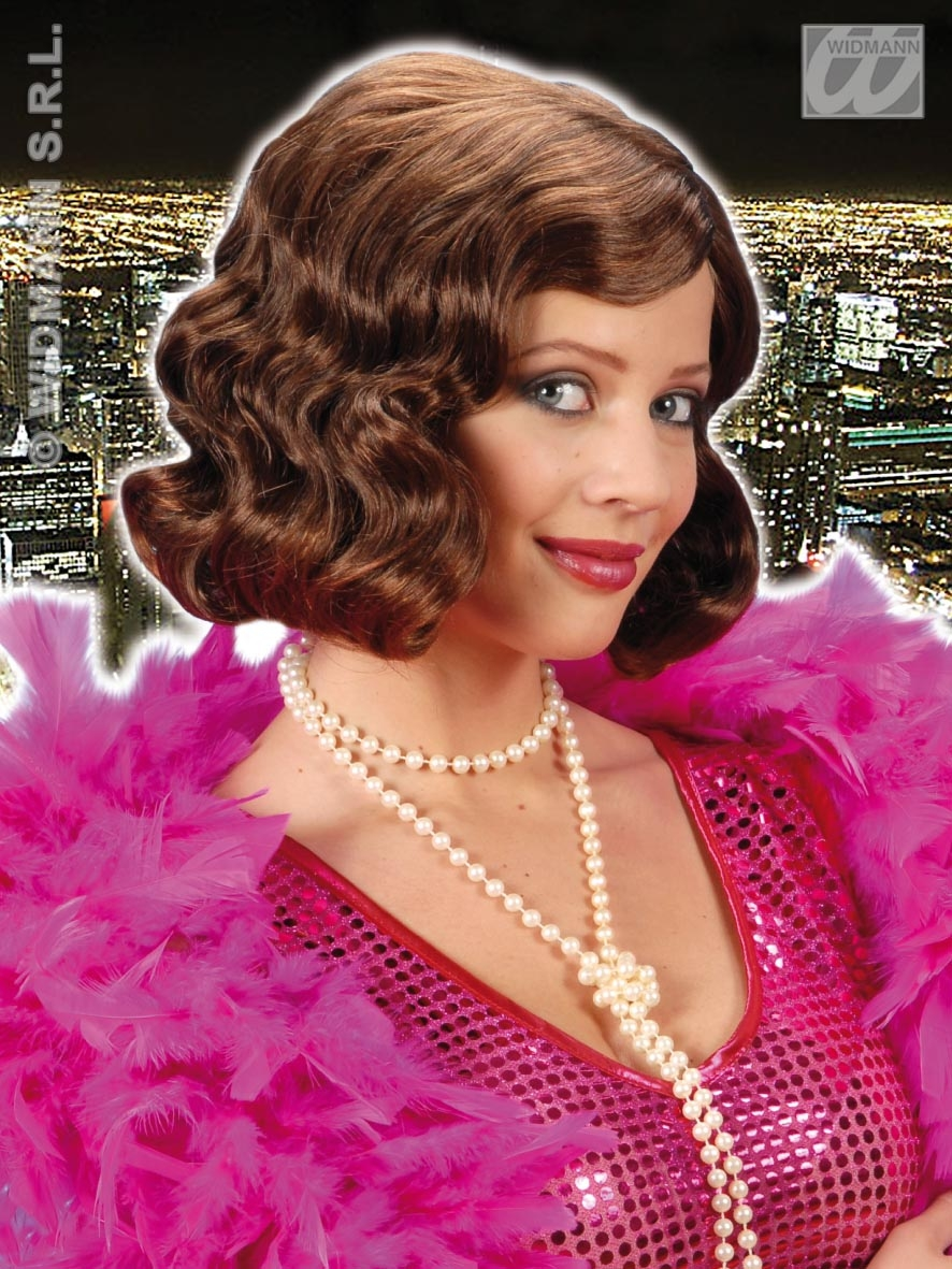 T0997 Roaring 20's Style Wig