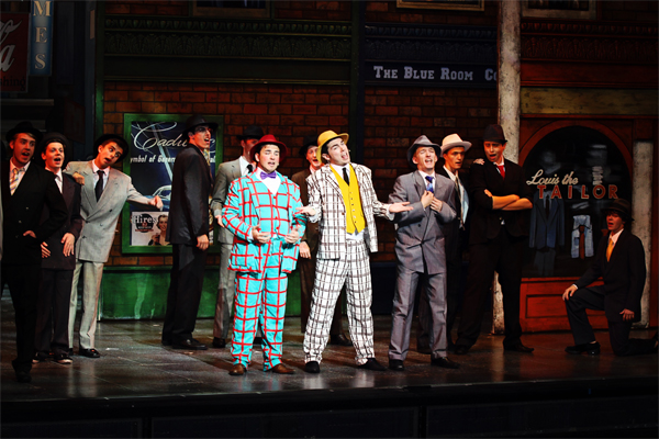 Character Design Classes In Nyc : Guys and dolls admiral costumes