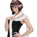 0521W White Marabou