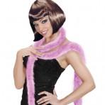 0523S Soft Pink Marabou