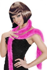 0524P Pink Marabou