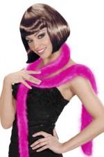 0525F Hot Pink Marabou