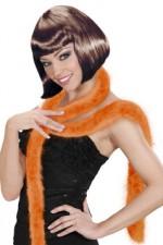 0526O Orange Marabou