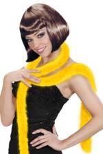 0527Y Yellow Marabou