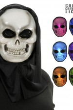 1314K Hooded Skull Mask