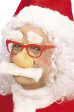 1499G Santa Glasses