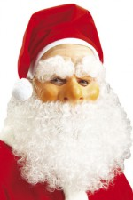 1515N Santa Claus Mask