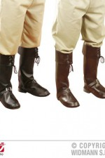 1828F Boot Covers With Buckle