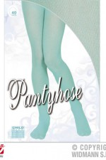 2055T Child Size Turquoise Tights