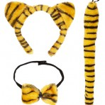 2581T Tiger Dress Up Set